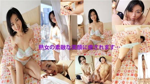 [Heydouga_4080-PPV588] GALAPAGOS tomomi – 黒髪清楚な熟女の自宅でシゴかれるし!! tomomi 39歳