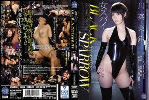 [SHKD-823] 女スパイ BLACK SPARROW 川菜美鈴 Big Tits ボンテージ 単体作品 Drama Solowork