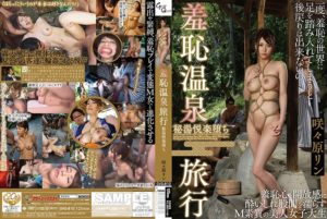 [GVG-810] 羞恥温泉旅行 咲々原リン Training Humiliation 羞恥 温泉  4P