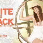 [Kin8tengoku-1611] 金8天国 1611 金髪天国 白人娘の美アナルに黒チンポが突き刺さる BLACK VS WHITE BOBBI STARR / ボビー スター