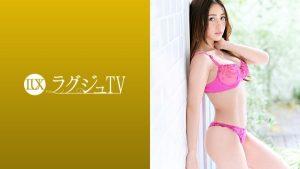 [259LUXU-1117] ラグジュTV 1105 神秘的美しさ!!日本×イタリアのハーフ美女!!ルックスも言葉遣いも超完璧美人!!いざセックスが始まると…圧倒的な腰使い!驚愕グラインドで男を魅了!イキ乱れる姿も美しいハーフ痴女! 廣瀬エレナ 29歳 デザイナー(経営者)