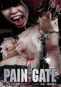 [DDSC-017] – PAIN GATE 花狂風月辱め 監禁・拘束 SM スパンキング・鞭打ち SM 拷問・ピアッシング