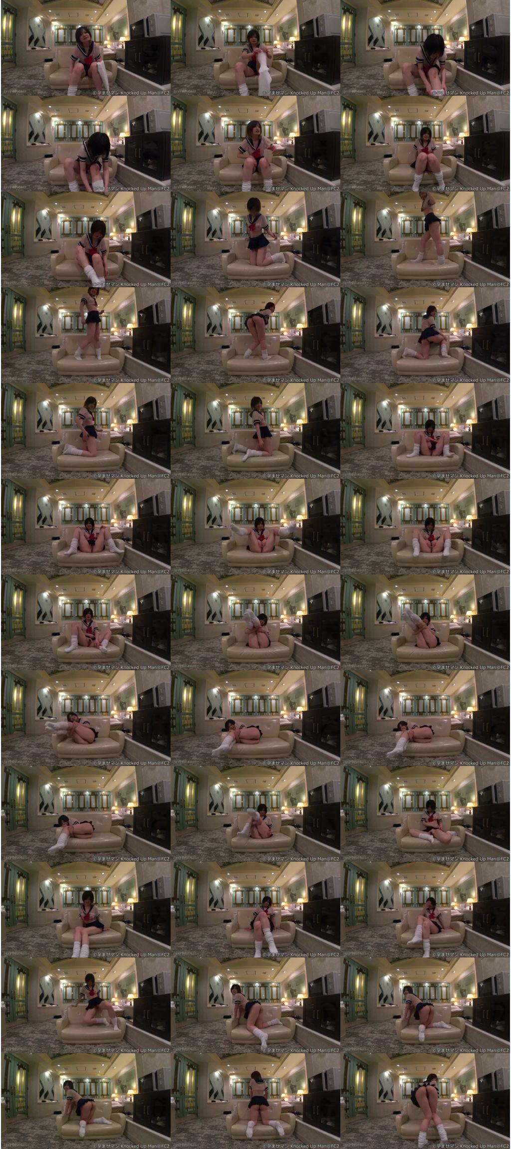 [FC2_PPV-1100216] 【素人動画】161女子大生◯ゆちゃん23歳12回目 超ミニスカルーズのJ系コスで妊娠キメる真正中出し!