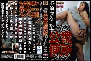 [SQIS-012] 興奮!公衆便所ファック 不倫・密会・痴女