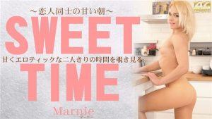 [Kin8tengoku-3233] 金8天国 3233 金髪天國 甘くエロティックな二人きりの時間を覗き見る SWEET TIME Marnie / マーニー