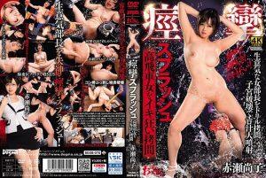 [DDOB-075] 痙攣スプラッシュ 高飛車女をイキ狂い拷問 赤瀬尚子