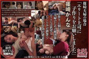 [NSSTN-009] 篠崎夫婦の場合 「エリート上司に子作りをお願いしました」 篠崎かんな
