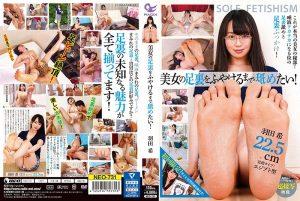 [NEO-731] 美女の足裏をふやけるまで舐めたい! 羽田希 Haneda Nozomi RADIX Neo (RADIX) Breast Milk レイディックス