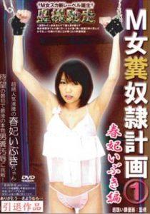 [WCW-01] – M女糞奴隷計画1優木あおい辱め 調教 スカトロ その他スカトロ