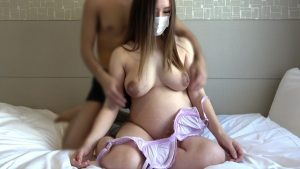 [FC2_PPV-1699077] (流出)25歳 Hカップ巨乳ギャル妊婦10ヶ月 誰にも見せないと約束してハメ撮り パンパンに膨らんだお腹にザーメンぶっかけNTRセックス(39分)