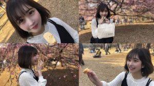 [FC2_PPV-1700423] 2月限定 【無修正】145cm色白お嬢様。公園でお弁当デート連続中出し