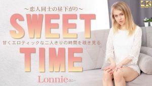 [Kin8tengoku-3370] 金8天国 3370 金髪天國 甘くエロティックな二人きりの時間を覗き見る SWEET TIME 恋人同士の昼下がり Lonnie / ロニー