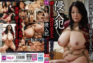 [NYL-004] 縛られた巨乳社長夫人 鮎川るい50歳 Nile / Mousouzoku 巨尻 Mature Woman Huge Butt 鮎川るい